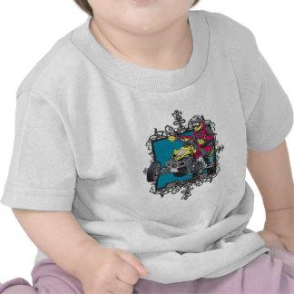 Aggressive All Terrain Tee Shirts