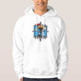 Aggressive Biking Sweatshirt