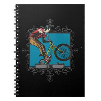 Aggressive BMX Notebook
