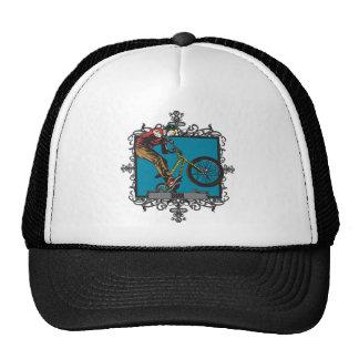 Aggressive BMX Trucker Hat