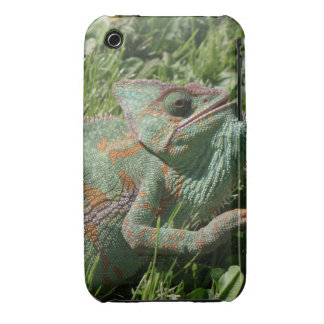 Aggressive Chameleon iPhone 3 Barely There Case