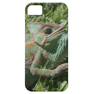 Aggressive Chameleon iPhone 5 Barely There Case