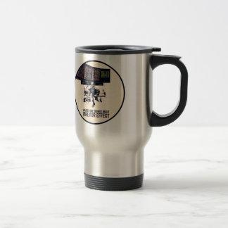 Aggressive Corporate Takeover Mug