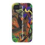 """Aggressive Mind..."" Case-Mate iPhone 4 Cover"