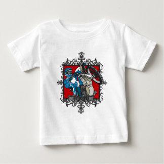 Aggressive Motocross Baby T-Shirt