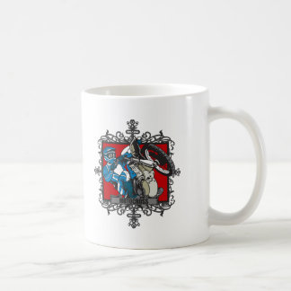 Aggressive Motocross Coffee Mug