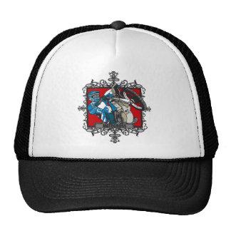Aggressive Motocross Trucker Hat