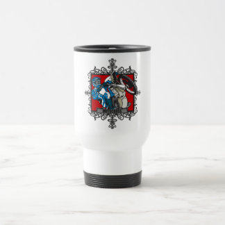 Aggressive Motocross Travel Mug