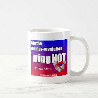 Aggressive Progressive_Product_Join the counter-re Coffee Mug