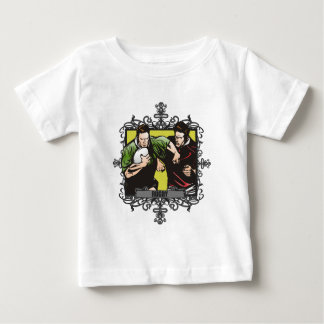 Aggressive Rugby Baby T-Shirt