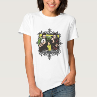 Aggressive Rugby T-shirt