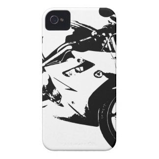 aggressive sport motorcycle iPhone 4 Case-Mate case