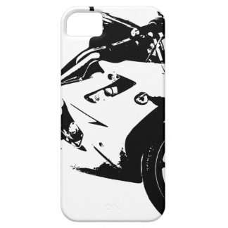 aggressive sport motorcycle iPhone SE/5/5s case