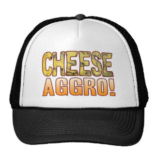 Aggro Blue Cheese Trucker Hat