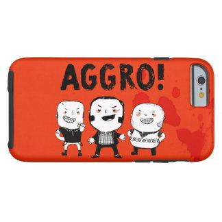 AGGRO Boys don't fear! Tough iPhone 6 Case