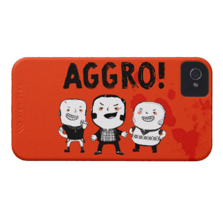 AGGRO Boys don't fear! iPhone 4 Case-Mate Case