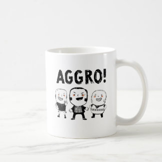 AGGRO Boys don't fear! Coffee Mug