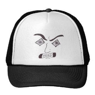 Aggro Face Trucker Hat