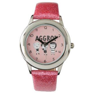 AGGRO Girls Wristwatches