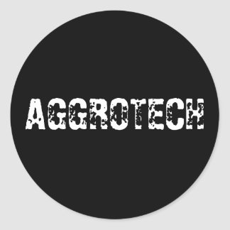 Aggrotech Stickers