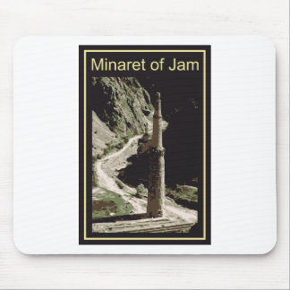 Aghanistan Minaret Of Jam Mouse Pad