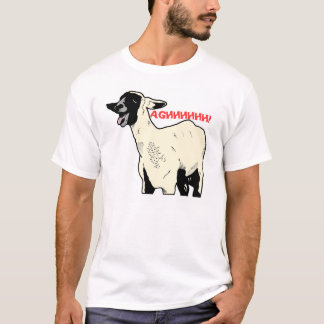 AGHHHHHHHH! Screaming Goat tee