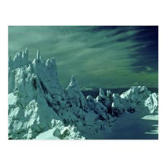 Aghilean Pinnacles Post Card