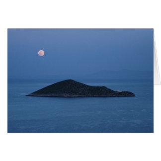 Agia Kyriaki Moon Card