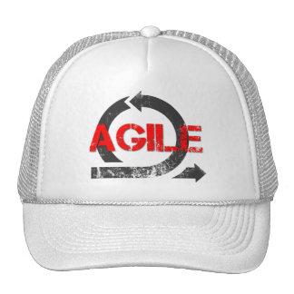 Agile Cap Trucker Hat
