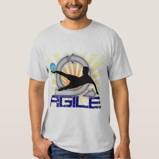 Agile Code Guru Shirt