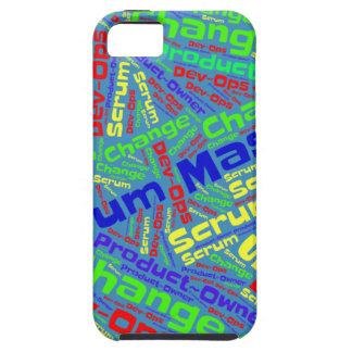 AGILE SCRUM DESIGNS iPhone SE/5/5s CASE