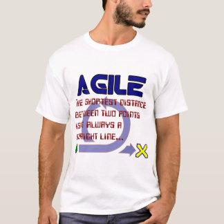 Agile - The Shortest Distance T-Shirt
