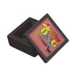 Agilidad de la chihuahua caja de joyas de calidad