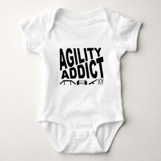 Agility Addict Baby Bodysuit