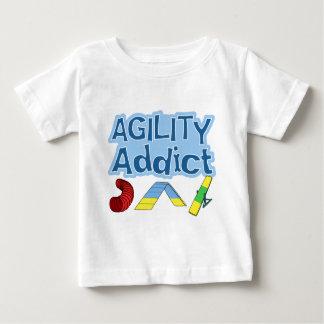 Agility Addict Baby T-Shirt