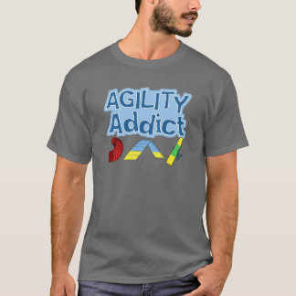 Agility Addict Dark Tee Shirt