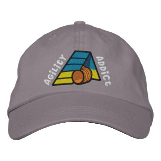 Agility Addict Embroidered Hat