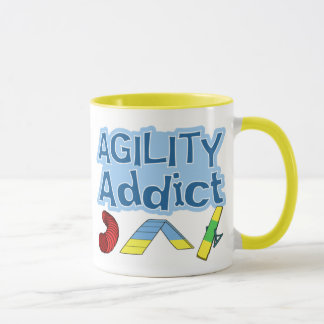 Agility Addict Mug
