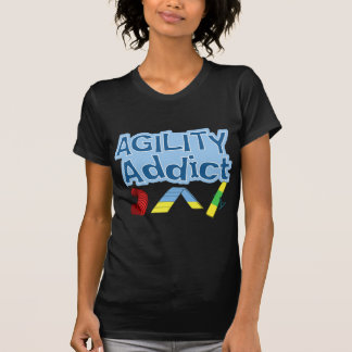 Agility Addict Women's Dark T Shirt