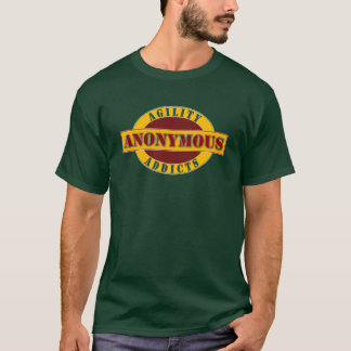 Agility Addicts Anonymous T-Shirt