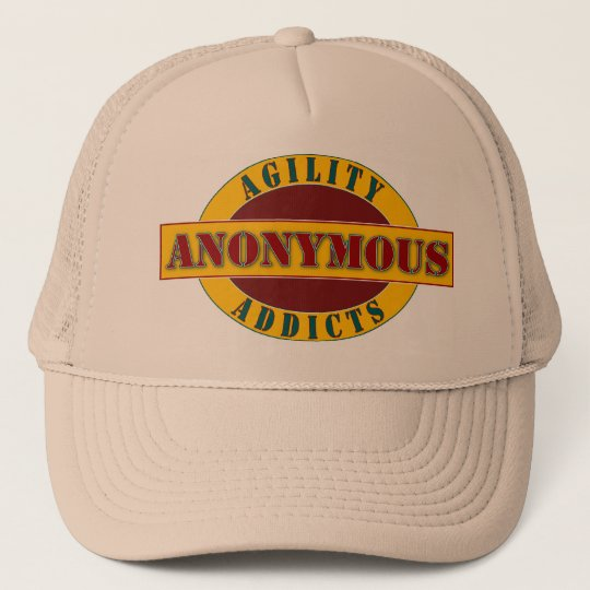 Agility Addicts Anonymous Trucker Hat