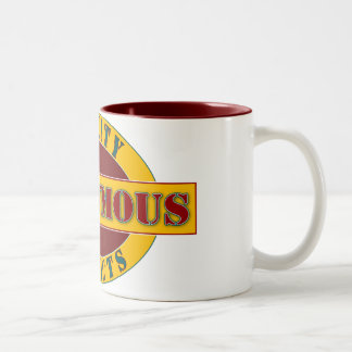 Agility Addicts Anonymous Two-Tone Coffee Mug