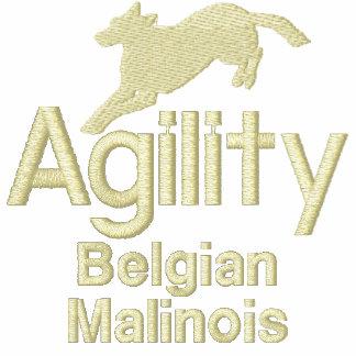 Agility Belgian Malinois Hoody