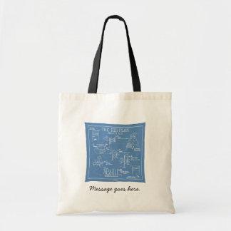 Agility Big Plan - Stick Dog Canvas Bag