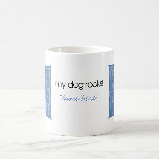Agility Big Plan - Stick Dog Mugs