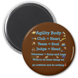 Agility Body Magnets