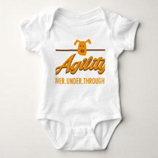 agility body para bebé