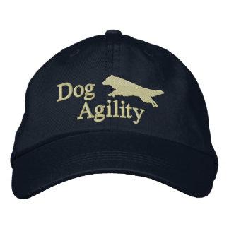 Agility Border Collie Dark Baseball Cap