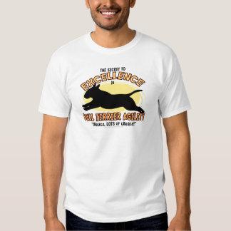 Agility Bull Terrier Secret T-Shirt