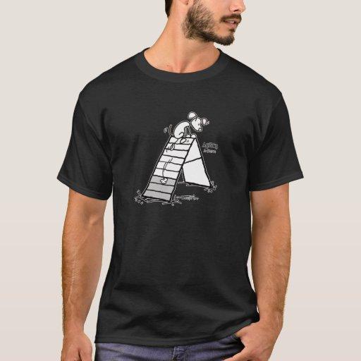 Agility cartoon - A game - Agility shirt